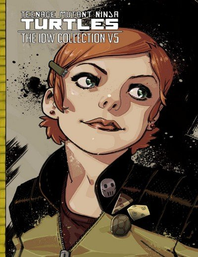 Teenage Mutant Ninja Turtles – The IDW Collection Vol. 5 (2018)