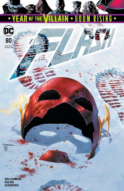The Flash #80 (2019)