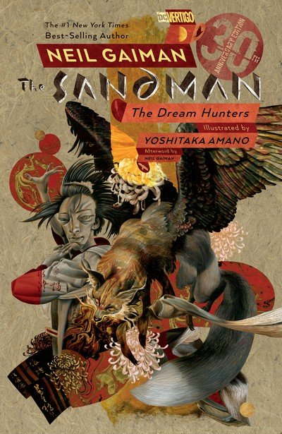 The Sandman – The Dream Hunters – 30th Anniversary Edition (Prose Version) (2019)