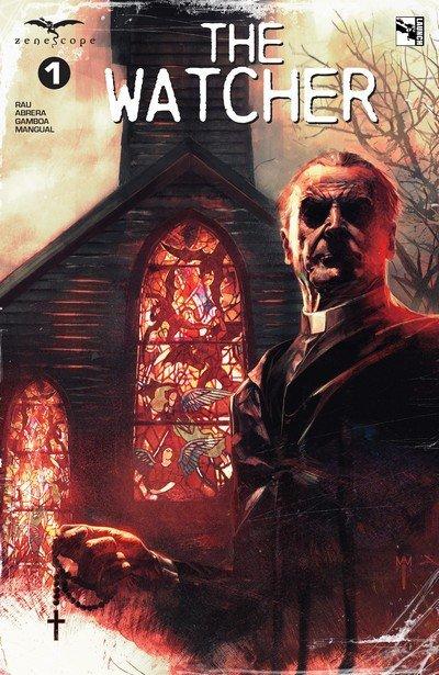 The Watcher #1 – 3 (2019)