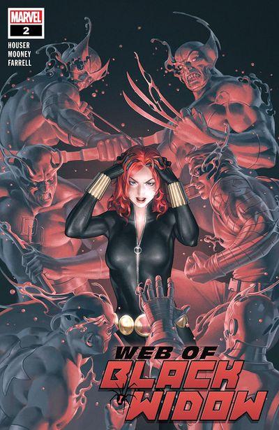 The Web Of Black Widow #2 (2019)