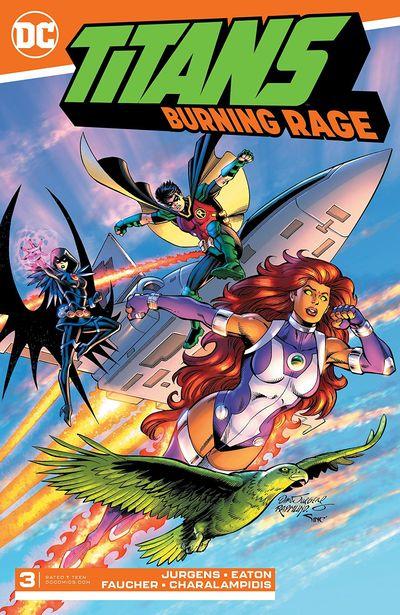 Titans – Burning Rage #3 (2019)