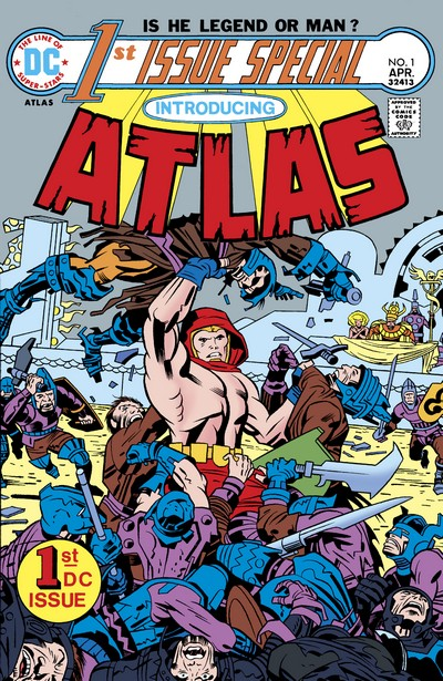 1st Issue Special #1 – 13 (1975-1976)
