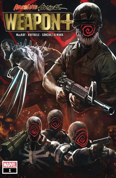 Absolute Carnage – Weapon Plus #1 (2019)