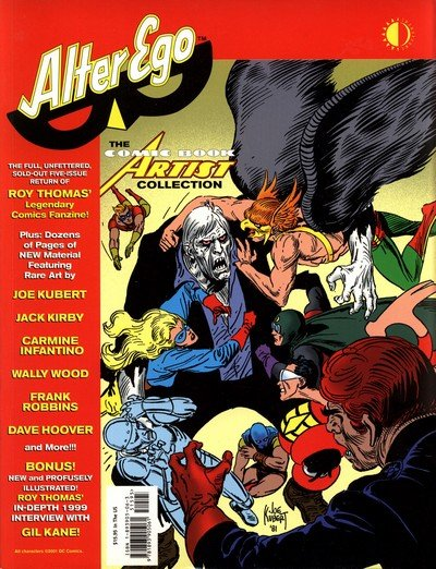 Alter Ego – The Comic Book Artist Collection (2001)