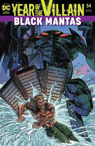 Aquaman #54 (2019)