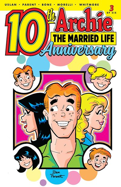 Archie – The Married Life – 10th Anniversary #3 (2019)