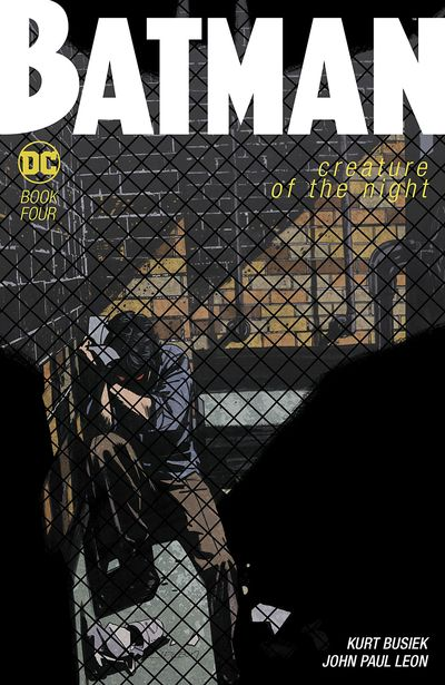 Batman – Creature Of The Night #4 (2019)