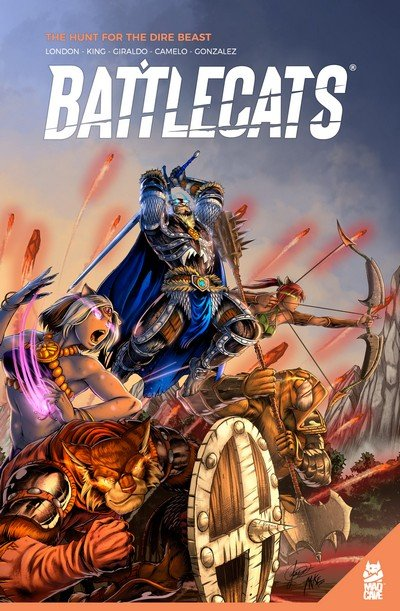 Battlecats Vol. 1 – The Hunt for the Dire Beast (TPB) (2018)