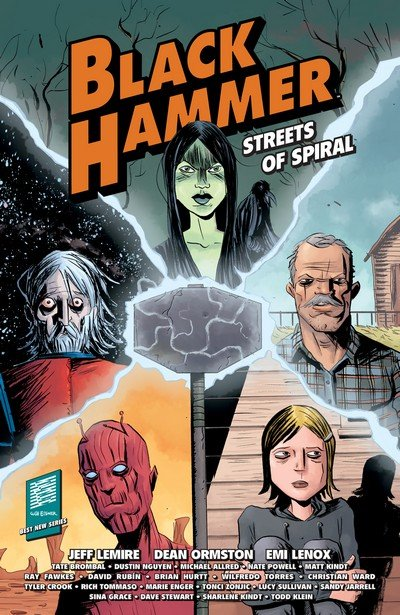 Black Hammer – Streets of Spiral (2019)