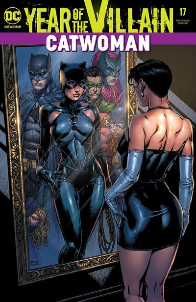 Catwoman #17 (2019)