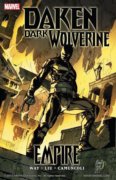 Daken – Dark Wolverine – Empire (TPB) (2011)