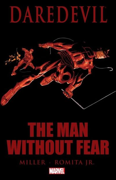 Daredevil – The Man Without Fear (TPB) (2014)