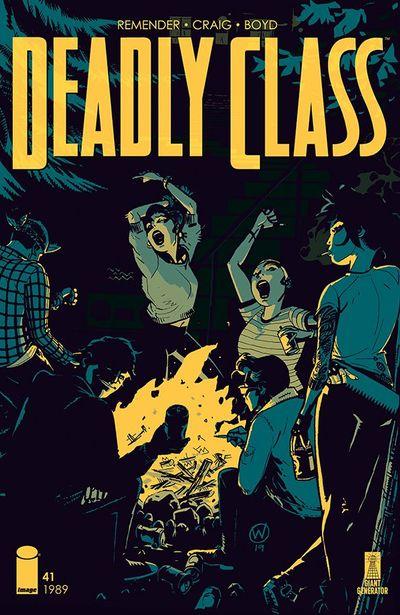 Deadly Class #41 (2019)