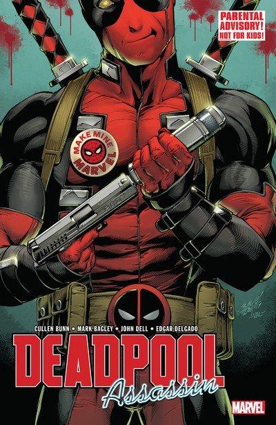 Deadpool – Assassin (TPB) (2018)