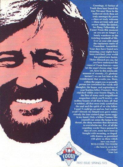 FOOM #1 – 22 + Magazine (1973-1978 + 2017)