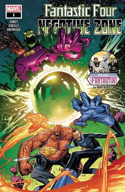 Fantastic Four – Negative Zone #1 (2019)