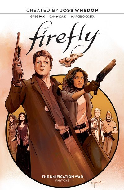 Firefly Vol. 1 – The Unification War Part 1 (TPB) (2019)