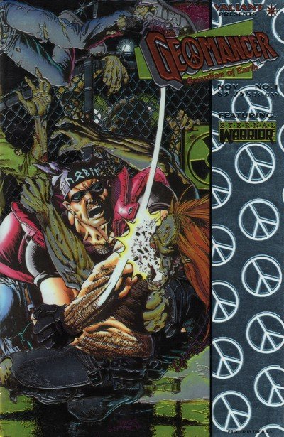 Geomancer #1 – 8 (1994-1995)