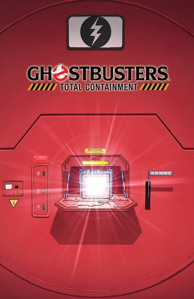 Ghostbusters – Total Containment (TPB) (2019)