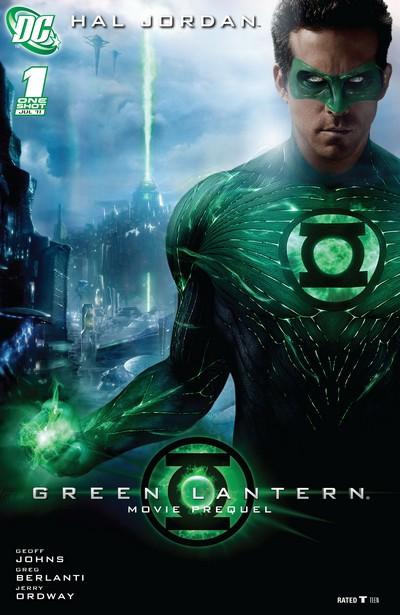 Green Lantern Movie Prequel (Collection) (2011)
