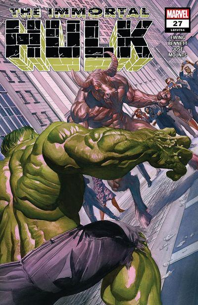 Immortal Hulk #27 (2019)