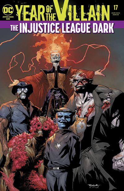 Justice League Dark #17 (2019)