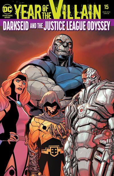Justice League Odyssey #15 (2019)