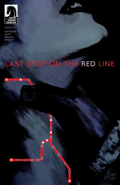 Last Stop on the Red Line #1 – 4 (2019)