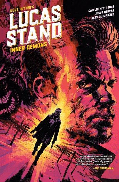 Lucas Stand – Inner Demons (TPB) (2018)