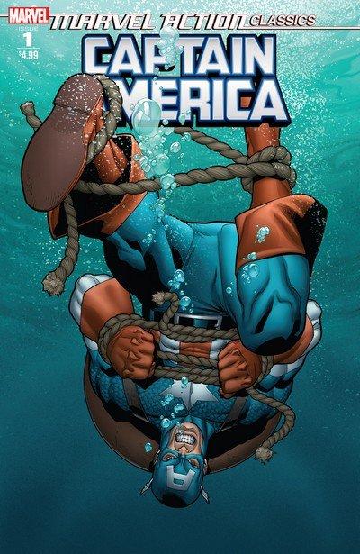 Marvel Action Classics – Captain America #1 (2019)