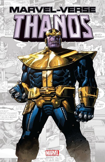 Marvel-Verse – Thanos (TPB) (2019)