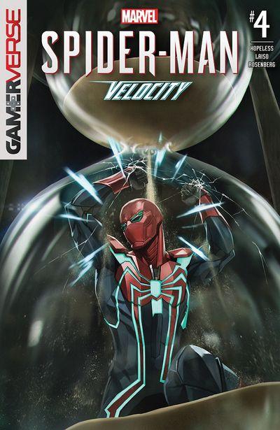 Marvel's Spider-Man – Velocity #4 (2019)