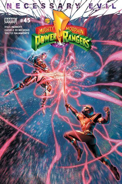 Mighty Morphin Power Rangers #45 (2019)