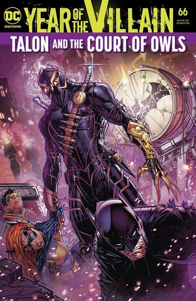 Nightwing #66 (2019)