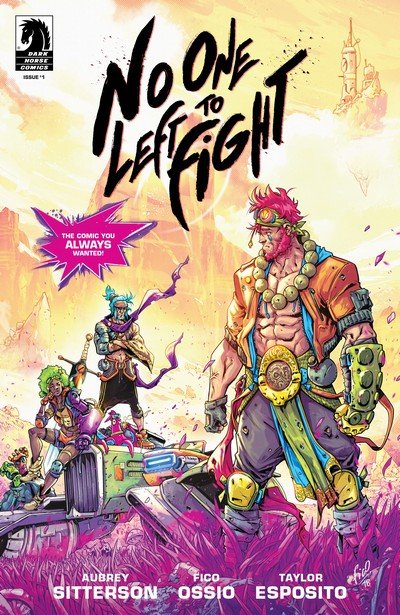 No One Left to Fight #1 – 5 (2019)