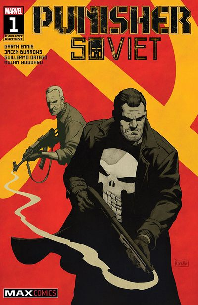 Punisher – Soviet #1 (2019)