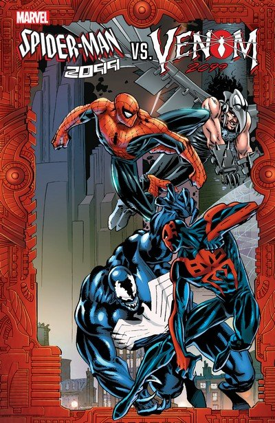 Spider-Man 2099 vs. Venom 2099 (TPB) (2019)