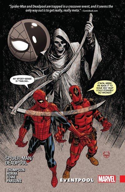 Spider-Man-Deadpool Vol. 9 – Eventpool (TPB) (2019)
