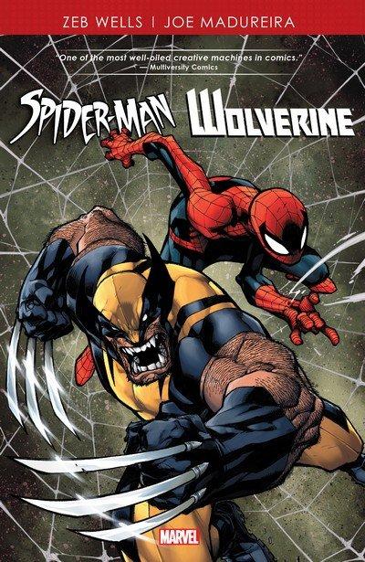 Spider-Man and Wolverine by Wells & Madureira (TPB) (2019)