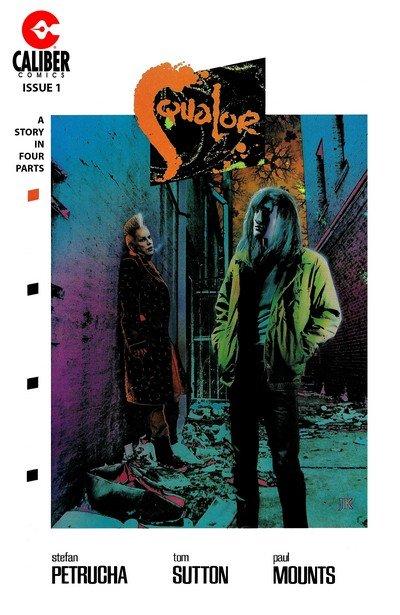 Squalor #1 – 4 (2016) (Caliber Comics)