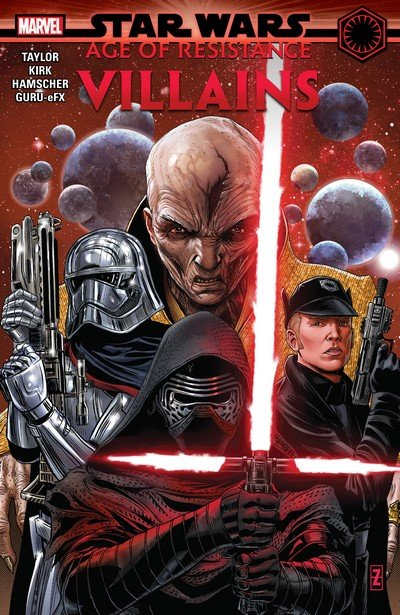 Star Wars – Age Of Resistance – Villains (TPB) (2019)