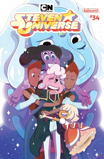 Steven Universe Ongoing #34 (2019)