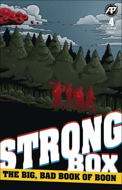 Strong Box – The Big, Bad Book of Boon #4 (2019)
