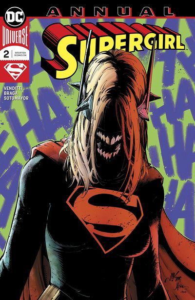 Supergirl Annual #2 (2019)