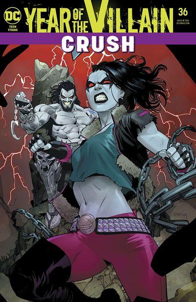Teen Titans #36 (2019)
