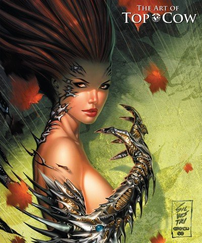 The Art of Top Cow Vol. 1 (2009)