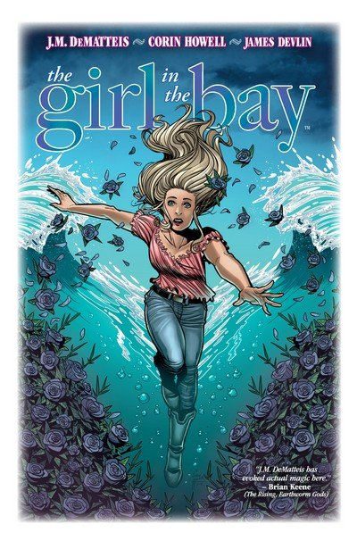 The Girl in the Bay (TPB) (2019)