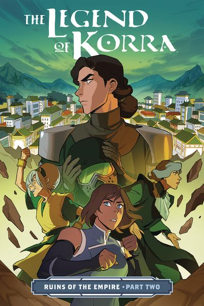 The Legend of Korra – Ruins of the Empire Part 2 (2019)