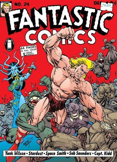 The Next Issue Project #1 – 2 (2008-2009)